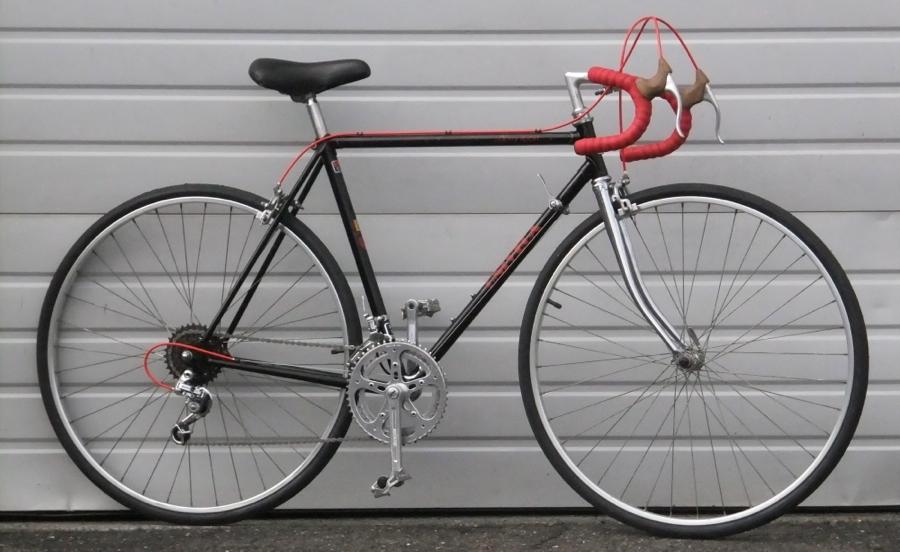 53cm Vintage Univega Chromoly 12 Speed Road Bike 5 5 5 8