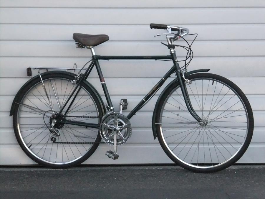 21 Vintage Free Spirit Greenbriar 10 Speed Utility Bike 5 4 5 7