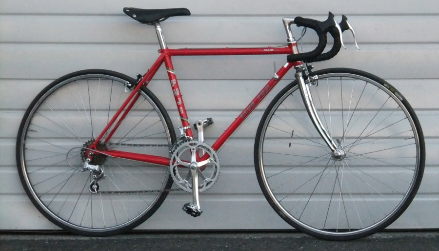 47cm Vintage Fuji Club Fuji 12 Speed Road Bike 5 0 5 3