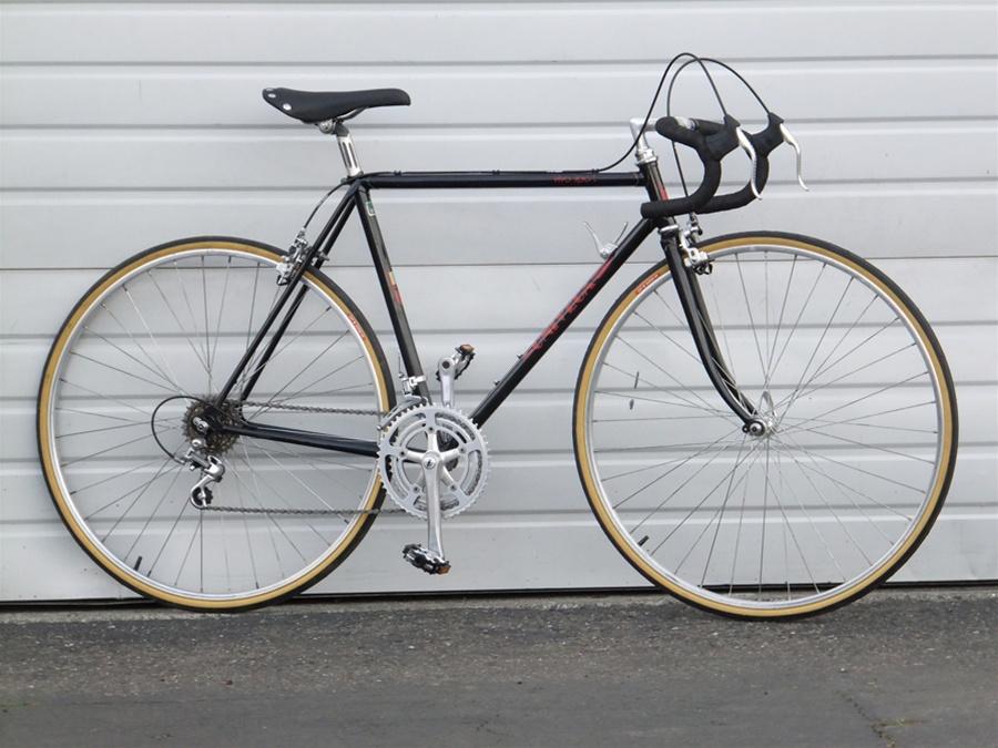 54cm Univega Viva Sport Steel Lugged Road Bike 5 6 5 10