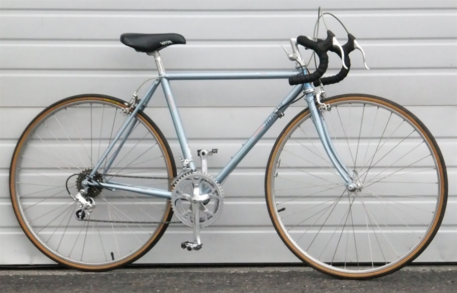 50cm Vintage Raleigh Technium Aluminum 10 Speed Road Bike 5 3 5 6