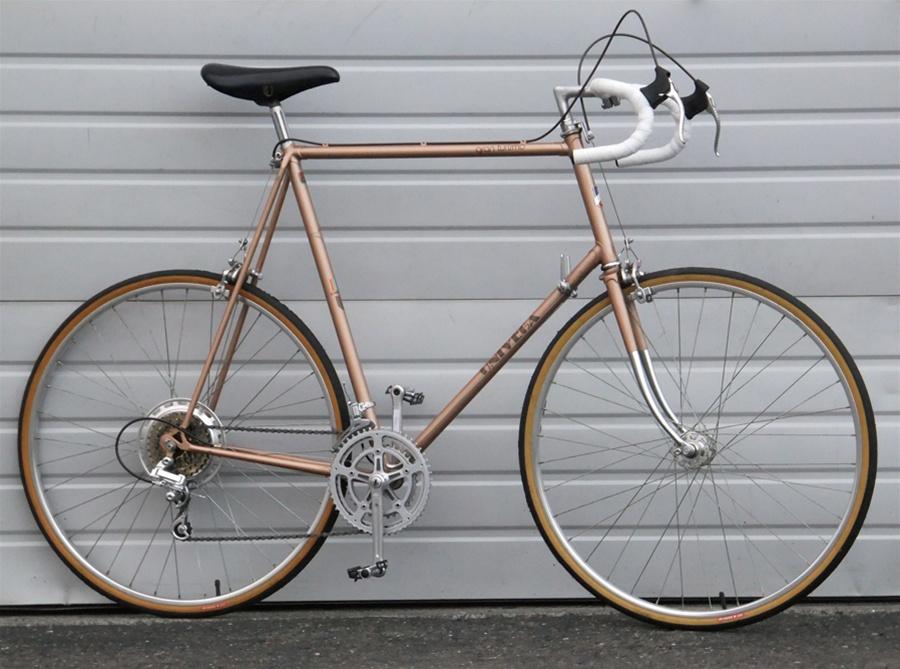 67cm Vintage Univega Gran Tourismo Triple Touring Road Bike 6 4 6 8