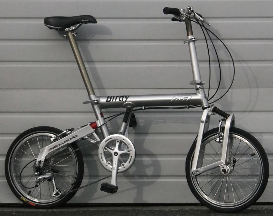 Birdy Folding Bike Fits All Sizes