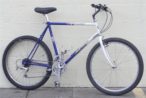"22"" SPECIALIZED Rockhopper Double Butted Cro-Mo Utility Bike ~6'0""-6'3"""