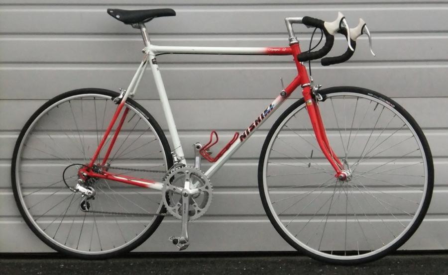 59cm Vintage Nishiki Olympic 12 Speed Road Bike 6 0 6 3