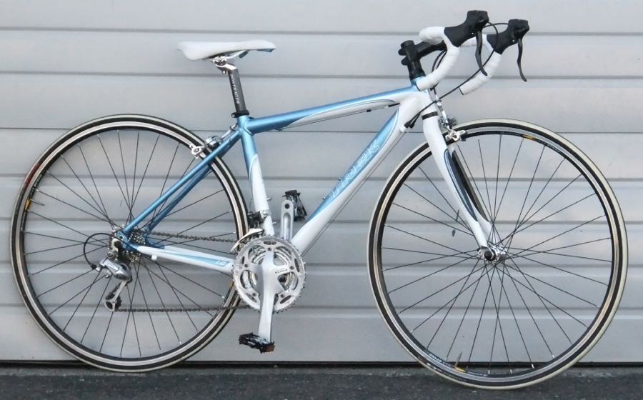 49cm Trek Wsd 1 2 Aluminum Road Bike 5 0 5 3
