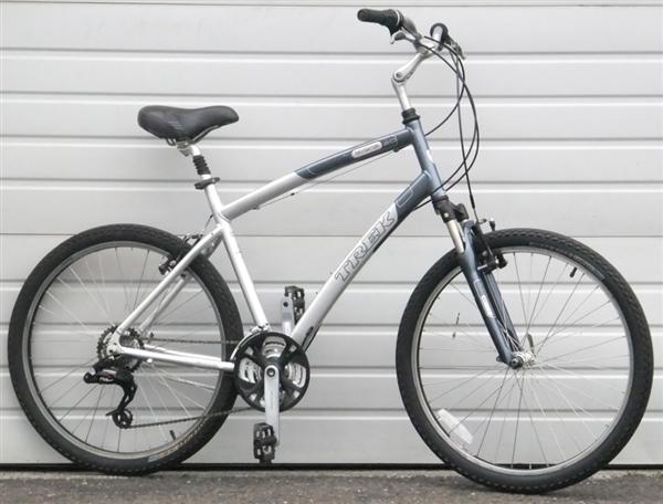 21 Quot Trek Navigator 2 0 Aluminum Comfort Commuter Bike 5 11