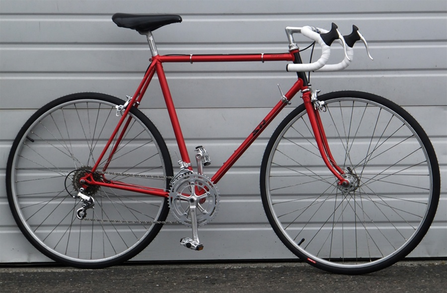 58cm Vintage Sr Semi Pro Shimano 600 12 Speed Road Bike 5 8 5 11