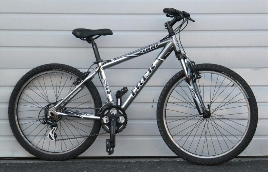09434527913 2003 4100 - Bike Archive - Trek Bicycle. TREK 4100 Alpha Aluminum 21 ...
