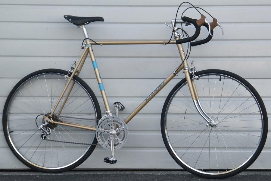 62cm Vintage Nishiki Olympic 12 Speed Road Bike 6 1 6 4