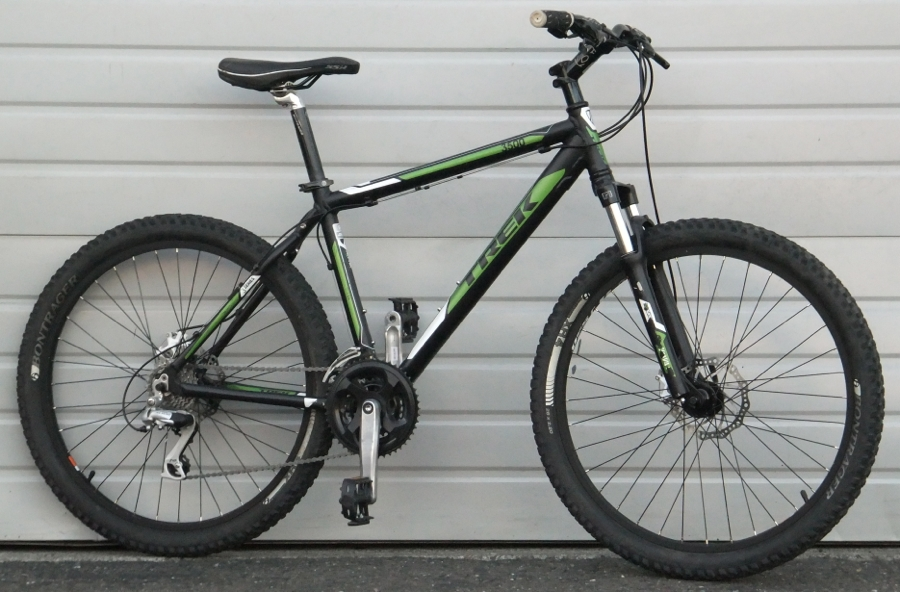 18 Trek 3500 Alpha Aluminum 21 Speed Hardtail Mountain Bike 5 8