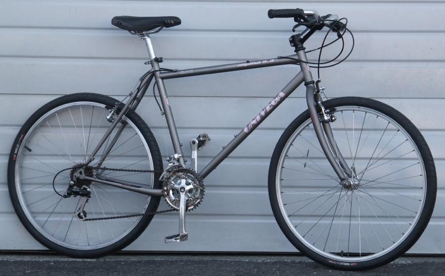 18 Univega Alpina 5 3 Utility Bike 5 6 5 9