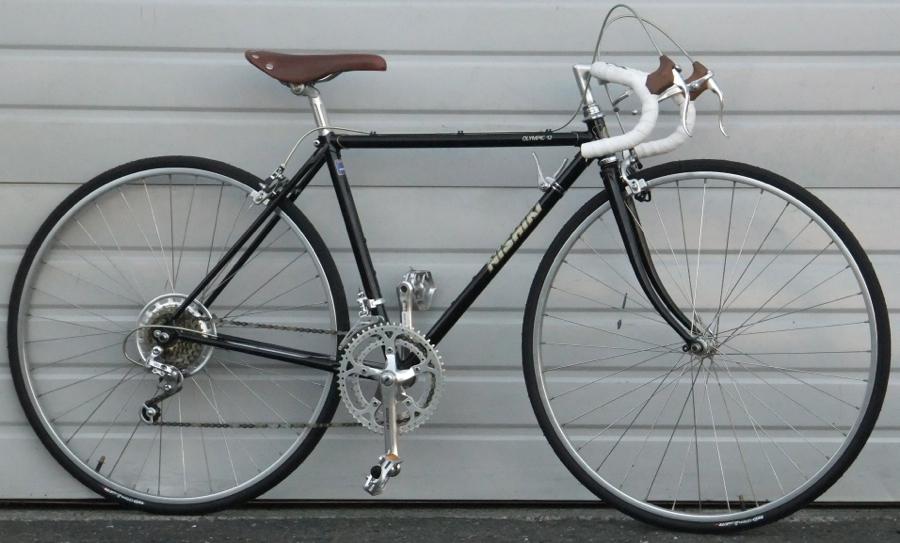 47cm Vintage Nishiki Olympic 12 Speed Road Bike 4 11 5 3