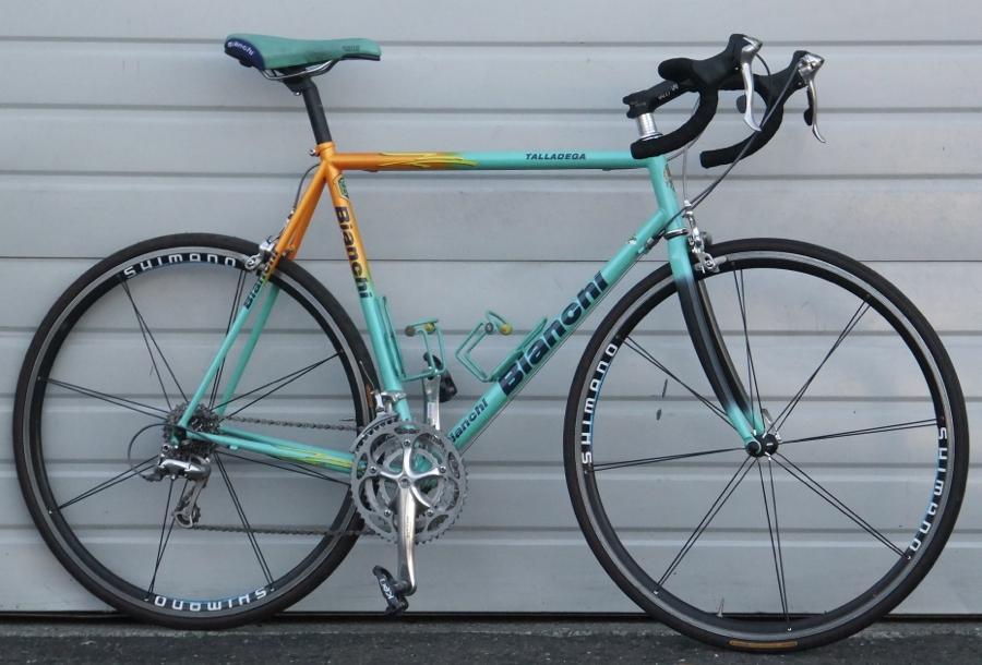 52cm Bianchi Talladega 20 Speed Road Bike 5 3 5 7