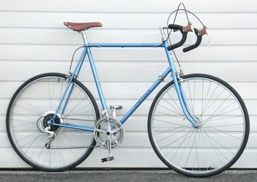 64cm Univega Viva Sport Lugged Steel Road Bike 6 2 6 5