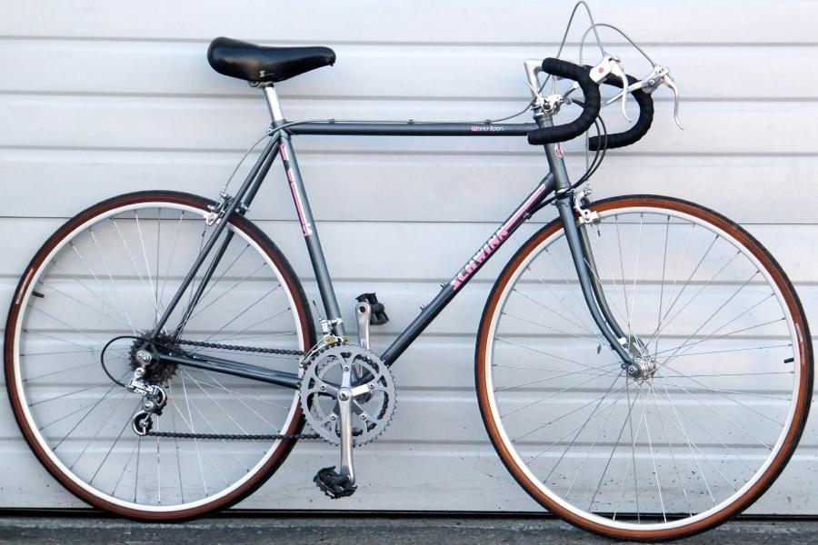 57cm Schwinn World Sport 12 Speed Road Bike 5 9 6 0