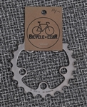 22t Shimano 58 bcd chainring steel