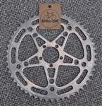 52t Stronglight 122 bcd chainring