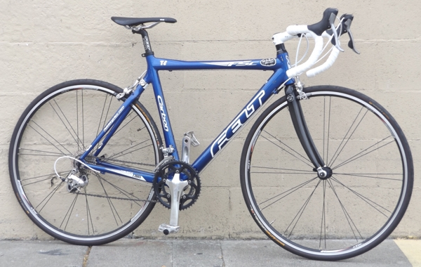 "54cm FELT FSC Carbon Ultegra 105 Road Bike ~5'6""-5'9"""