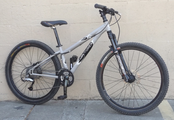 "13"" GARY FISHER Tassajara Hardtail Hydro Disc Mountain Bike ~4'11""-5'2"""