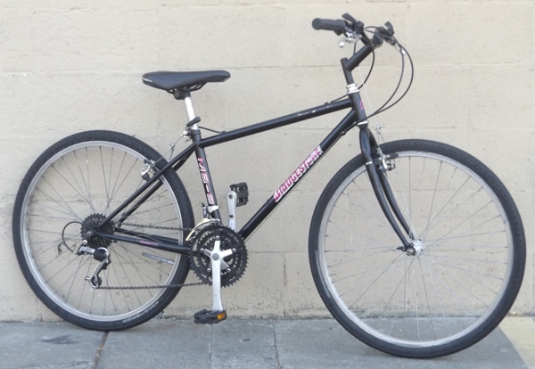"14"" BRIDGESTONE MB-6 Classic Steel Utility Bike ~5'1""-5'4"""