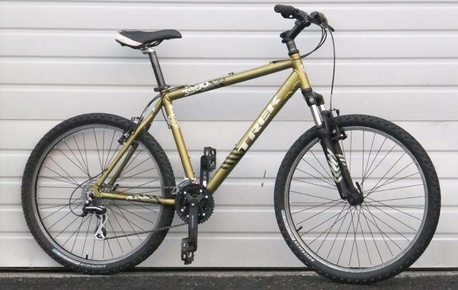 Trek 3700 Alpha Aluminum Mountain Bike – Articleblog info