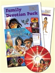 Friends and Heroes Series 1 Family Devotion Pack Risk-free Trial