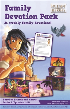 Friends and Heroes Series 1 Family Devotion Pack Risk-free Trial Upgrade