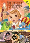 Friends and Heroes Episodes 6 & 7 DVD