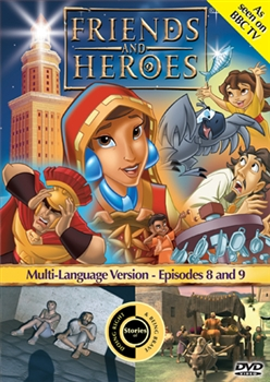 Friends and Heroes Episodes 8 & 9 DVD
