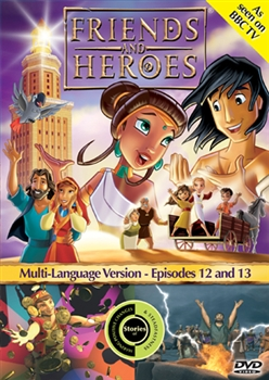 Friends and Heroes Episodes 12 & 13 DVD