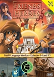 Friends and Heroes Episodes 14 & 15 DVD