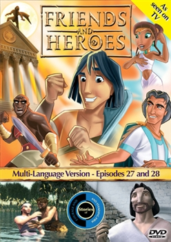 Friends and Heroes Episodes 27 & 28 DVD