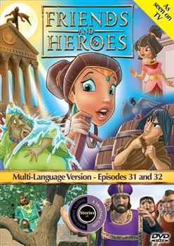 Friends and Heroes Episodes 31 & 32 DVD