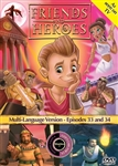 Friends and Heroes Episodes 33 & 34 DVD