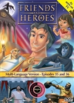 Friends and Heroes Episodes 35 & 36 DVD