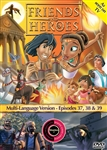 Friends and Heroes Episodes 37, 38 & 39 DVD