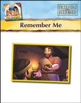 Sheet Music Track 10 Remember Me