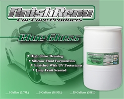 Blue Gloss - 30 Gallon