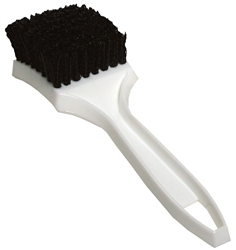 Brush Tire Black