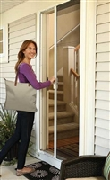 Genius COOL Retractable Door Screens