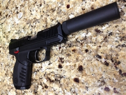 Ruger SR-22 Suppressor Package