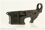 Spikes Tactical Lower (Multi) Forged Spider - Fire/Safe Markings