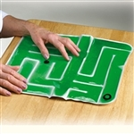 Gel Maze Pad for Visual Stimulation - Canada