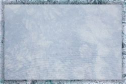 Blue Ice  - 28 Ct Carolina Linen