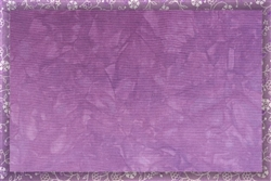Orchid  - 28 Ct Carolina Linen