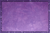 Purple Passion  - 28 Ct Carolina Linen