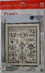 Permin of Copenhagen - Sampler - 1808 Celle
