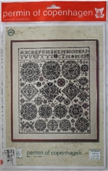 Permin of Copenhagen - Sampler - 1826 Museum Celle