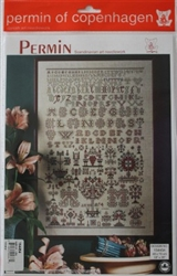 Permin of Copenhagen - Sampler - 1854